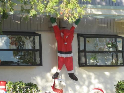 Suicidal Santa
